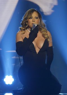 Mariah is flawless.