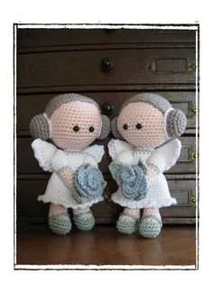 Nenne Haakpatroon Engel 1b Handmade Christmas Decorations, Christmas Ornaments, Labor, Crochet Toys, Teddy Bear, Dolls, Knitting, Creative, Animals