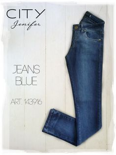 Jeans Blue Art. 143916 Blue Art, Skinny Jeans, Pants, Fashion, Fall Winter 2014, Seasons, Trouser Pants, Moda, Blue Artwork