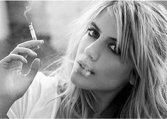 Melanie Laurent posting in a disgusting cloud of cigarette smoke Melanie Laurent, Kelly Smith, Women Smoking Cigarettes, People Smoking, Beautiful Female Celebrities, Beautiful Women, Beautiful People, Pretty People, Amazing Women