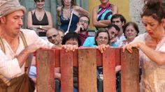 Naúfragos de La Industrial Teatrera en Temudasfest 2016 Plaza El Pilar Las Palmas de Gran Canaria (07/08/2016) Toca o desplaza la foto para…