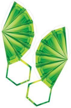 Picture of Making the Papercraft Plumbob