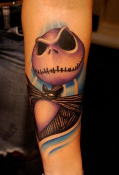 I just love, love, love Jack Skellington.