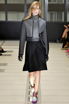 Balenciaga Fall 2012 Ready-to-Wear Collection Slideshow on Style.com