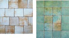Handmade Wall Tiles, Terracotta Wall Tiles, Architectural Wall Tiles, Finials, Wyverns Bespoke Wall Tiles - Aldershaw Handmade Tiles Ltd, Handmade Roof and Floor Tiles