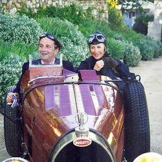 Bruno & Dominique LaFourcade