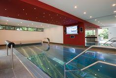 garten schwimmbad in Frankfurt -sopra