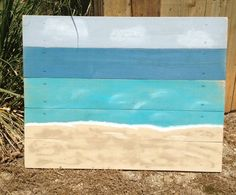 pallet art - love this!