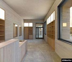 Le Courrier de l'Architecte | A Bielefeld, le temps de Max Dudler