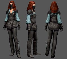 Guild Wars 2 Character Art by Donald Phan Character Concept, Character Art, Character Design, Character Sheet, Character Ideas, World Of Warcraft, Fantasy Characters, Female Characters, Tiefling Bard
