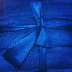 Color Azul Cobalto - Cobalt Blue!!! Bow