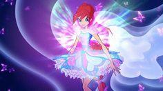 Winx Club Season 7 Bloom Butterflyix