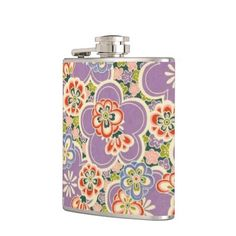 >>>Low Price          Purple, Red, Green, Pink & Blue Flowers Hip Flasks           Purple, Red, Green, Pink & Blue Flowers Hip Flasks in each seller & make purchase online for cheap. Choose the best price and best promotion as you thing Secure Checkout you can trust Buy bestThis Deals ...Cleck link More >>> http://www.zazzle.com/purple_red_green_pink_blue_flowers_hip_flasks-256166702337925296?rf=238627982471231924&zbar=1&tc=terrest
