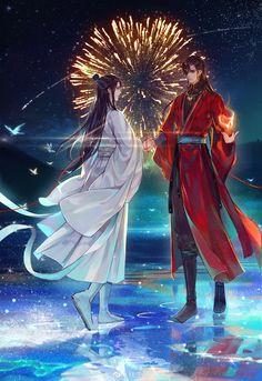 Fanarts Anime, Anime Manga, Anime Art, Fan Art, Anime Fantasy, Manga Games, Chinese Art, Me Me Me Anime, Celestial