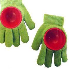 Snowball gloves
