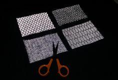 Reflective wool blend fabrics / Heijastavat villasekoitekankaat Textile Design, Wool Blend, Fabrics, Textiles, Tejidos, Cloths, Fabric, Textile Art