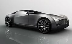 Students Design The Future Of Bentley. The Aero-Ace Project Finalists.