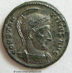 Imperial Rome, Constantine the Great 307 - 337 AD. First to introduce Christianity to the Empire.