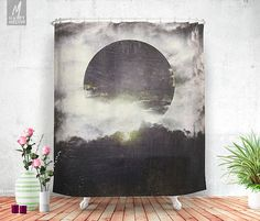 Decorate your bathroom with this beautiful, popular and unique shower curtain by HappyMelvin.  Shower curtains that feature the original…