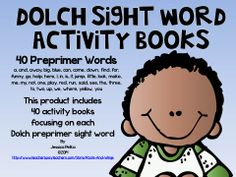 Need your students to truly use the preprimer Dolch words in their reading AND writing?  $