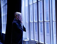 """Cate Blanchett as the title character in the Sydney Theater Company's revival of """"Hedda Gabler"""" in 2006"""