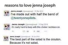 I love Jenna - Angel