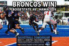 Go Boise