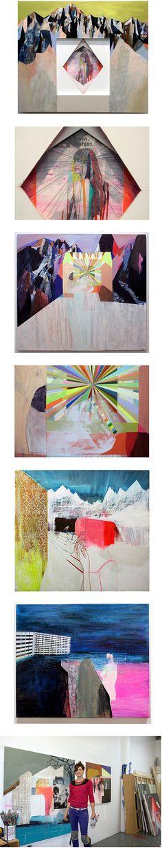 Kristen-Schiele-paintings1.png (602×3149)
