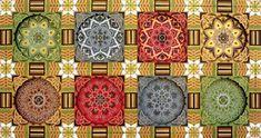 나래짓하여 도래한 불심김도래 나래 자매 불화전... Korean Crafts, Korean Art, Korean Traditional, Buddhism, New Tattoos, Swatch, Pattern Design, Oriental, Mandala