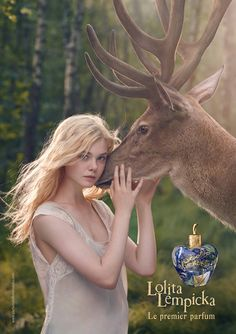Elle Fanning voor Lolita Lempicka: a dream come true! | BELMODO.TV