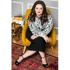 """Why We Think Melissa McCarthy Does Not Hate The Term """"Plus Size"""""""
