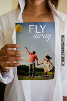 wedding magazines to tell your guests about activities | VIA #WEDDINGPINS.NET