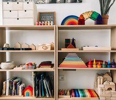 Toy Storage, Storage Ideas, Shelfie, Playroom, Bookcase, Cold, Friends, School, Sweet