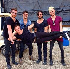 gonna miss their drummer Eric ):