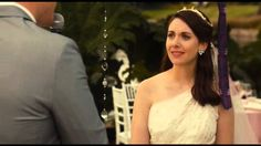 The five year engagement wedding scene,  This is my dream wedding!!