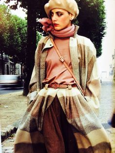 Ines de la Fressange ? These might be 1979 cant remember the year info, if you know the Year please let me know !