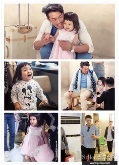 2014.05, Styler Jubu Lifestyle, Chu Sung Hoon, Chu Sarang, Superman is Back