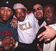Hip hop legends