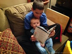 Help your kids learn to love reading