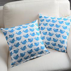 Cotton Robbe 1 - Baumwolle - türkisblau