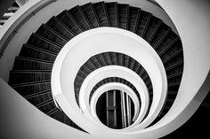 Spiral Stair by Stewart Leigh-Firbank