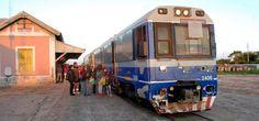 CRÓNICA FERROVIARIA: Chaco: Cuando el tren de pasajeros brinda una verd...