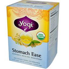 Yogi Tea Stomach Ease 17Bag: Amazon.co.uk: Health & Personal Care