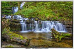 Scalebar Waterfall above Settle