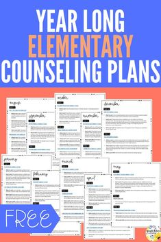 Looking for an entire counseling curriculum plan? This FREE school counseling program road map details how and when to use school counseling resources for an entire year so you are never left without a great idea! #brightfuturescounseling #elementaryschoolcounseling #elementaryschoolcounselor #schoolcounseling #schoolcounselor #middleschoolcounselor #middleschoolcounseling Elementary School Counselor, School Counseling, Elementary Schools, Kids Therapy, Health Lesson Plans, Curriculum Mapping, Counseling Activities, Social Emotional Learning, School Psychology