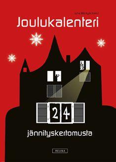 Joulukalenteri - Nidottu, pehmeäkantinen (9789527028131) - Kirjat - CDON.COM Luhan, Entertaining, Logos, Euro, Pdf, Logo, Funny