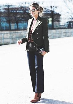 Fun Ways to Wear Your Flare Jeans | WhoWhatWear.comFun Ways to Wear Your Flare Jeans | WhoWhatWear.com