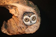 Reserved For Kaylene Wood Carving Of Owl