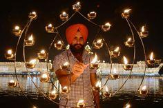 Info about Diwali, the Hindu festival of lights, celebrated October 30 - November 3, 2016.