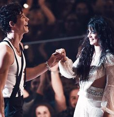 Camila Cabello and Shawn Mendes performing at the VMAs 2019 Shwan Mendes, Mendes Army, Shawn Mendes Imagines, Mom And Dad, Couple Goals, Cute Couples, Dads, Wattpad, Pure Products